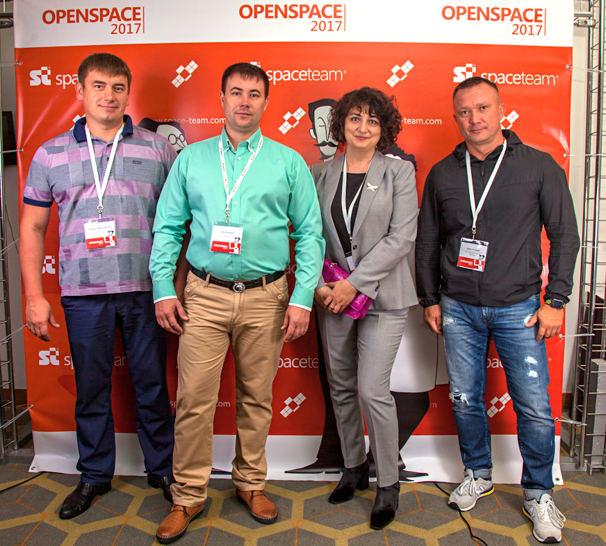 SpaceTeam® OPENSPACE Club 2017 Partnership Conference