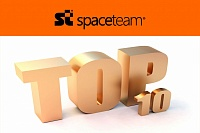 SpaceTeam GLONASS is in the TOP 10 of leading IT (GLONASS/GPS) suppliers for transport and aviation companies